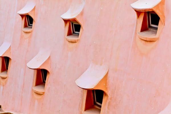 tableau photo fenêtre Barcelone,tableau photo déco, tableau photo pas cher,tableau photo décoration murale