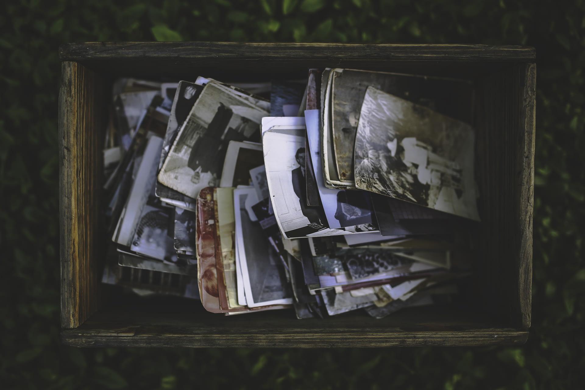 tri de tirages photo