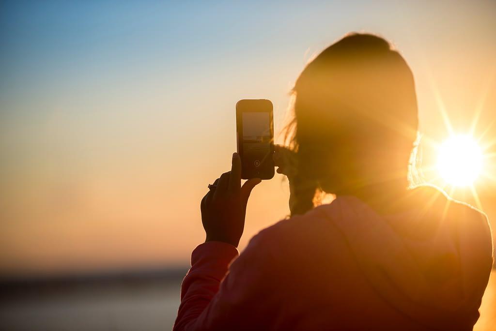 Application photo - comment faire de belles photos